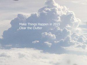 Clouds-clutter